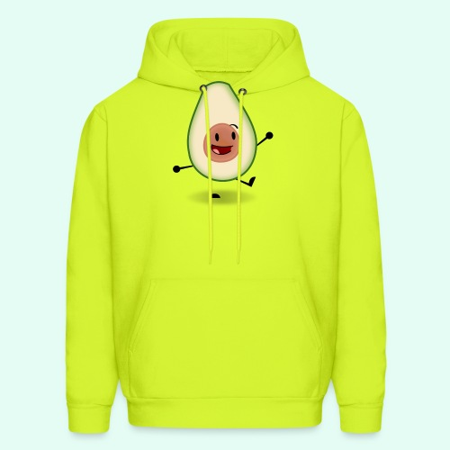 Happy Avocado - Men's Hoodie