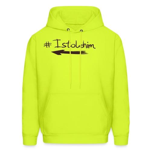Hashtag Istolehim - Men's Hoodie