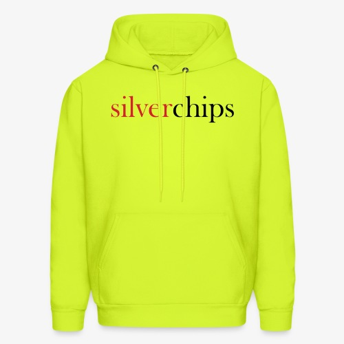 SilverChips Logo - Men's Hoodie