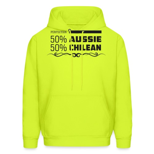 AUSSIE AND CHILEAN - Men's Hoodie