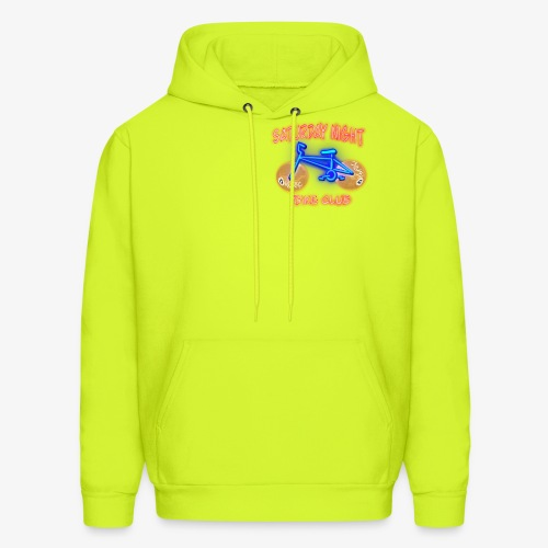 Saturday Night Bike Club - Men's Hoodie
