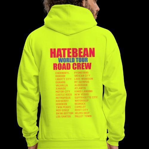 HATEBEAN ROAD CREW GEAR! - Men's Hoodie