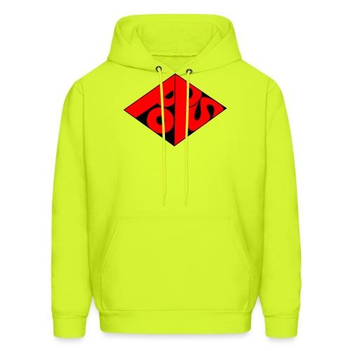 logoshirt - Men's Hoodie