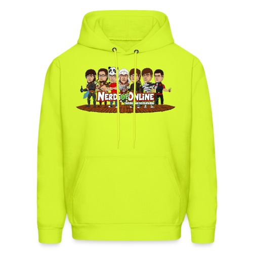 Group T shirt png - Men's Hoodie