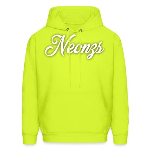 Neonzs png - Men's Hoodie