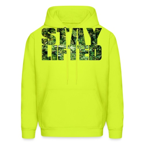 (herb) stay lifted. - Men's Hoodie