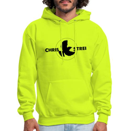Chris Strei BlackBird Logo - Men's Hoodie