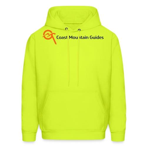 cmg logo horiz cmyk - Men's Hoodie