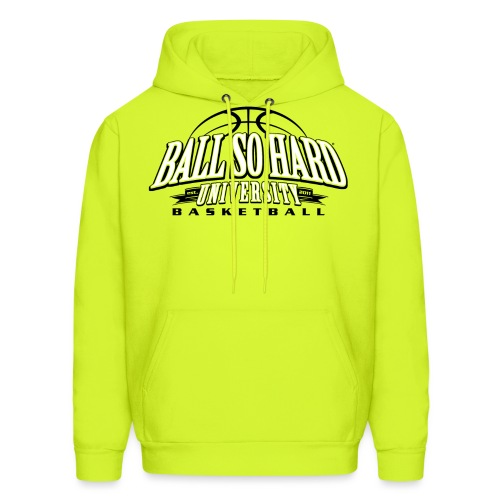 BSHU Basketball - Men's Hoodie