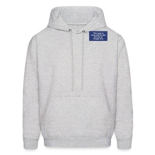 IMACU 2017 sweater design png - Men's Hoodie
