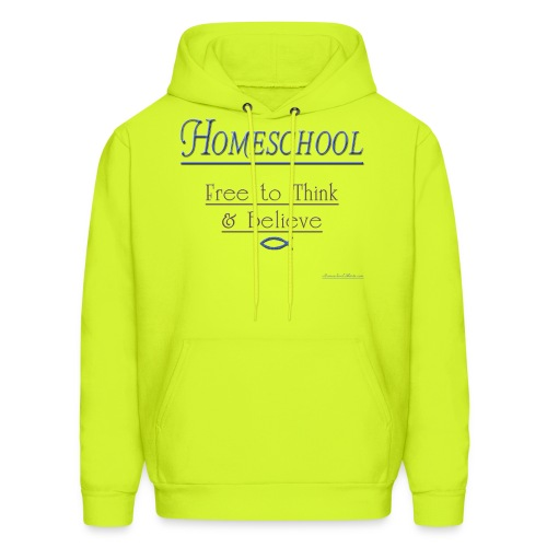 Homeschool Freedom - Men's Hoodie
