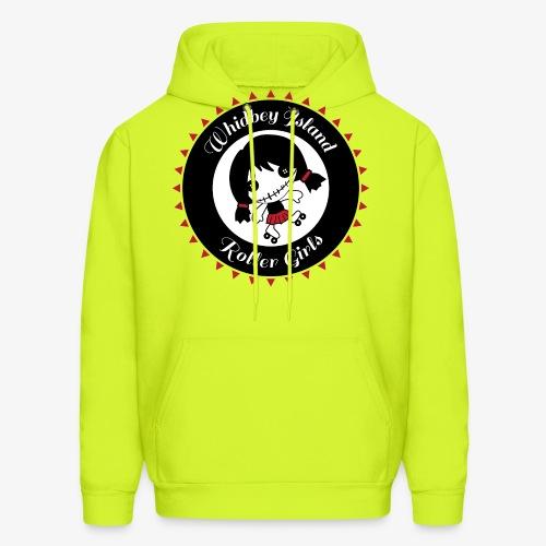 01 WIRG Color Logo - Men's Hoodie