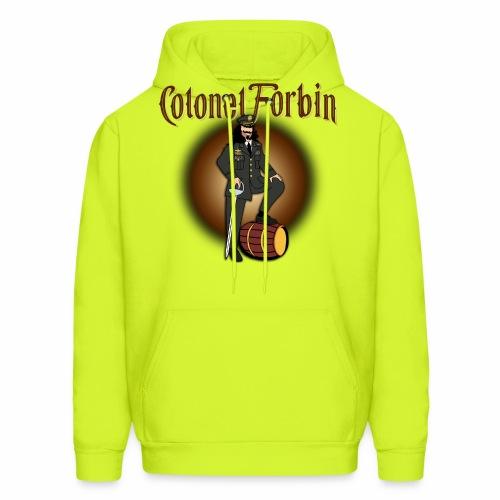 colonel forbin 2 - Men's Hoodie