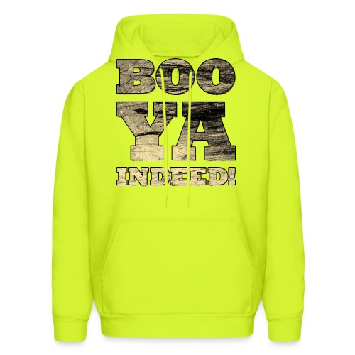 booya indeed - Men's Hoodie