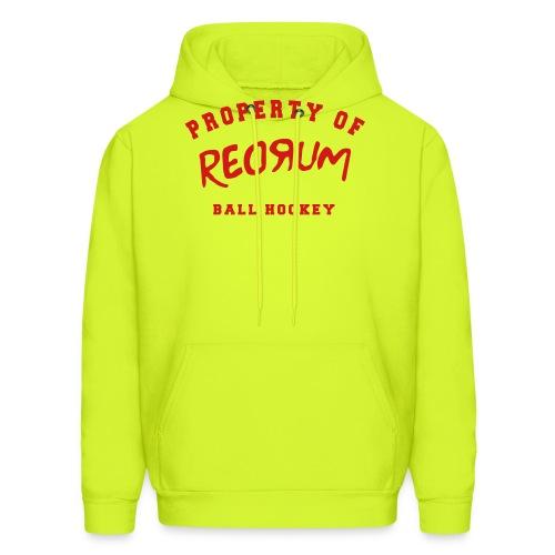 property redrum - Men's Hoodie