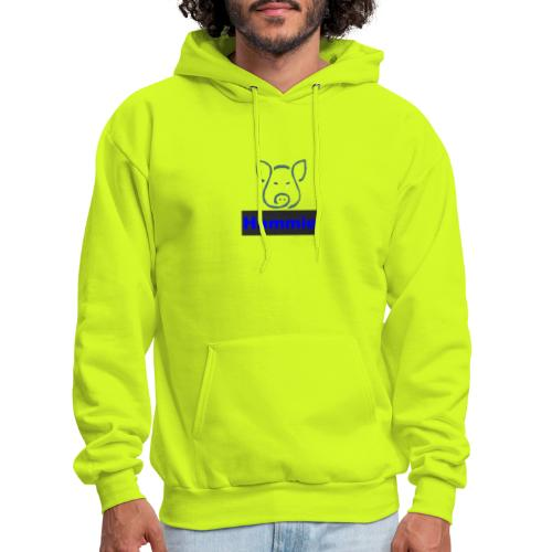 Hammie Logo with Brand Name - Men's Hoodie