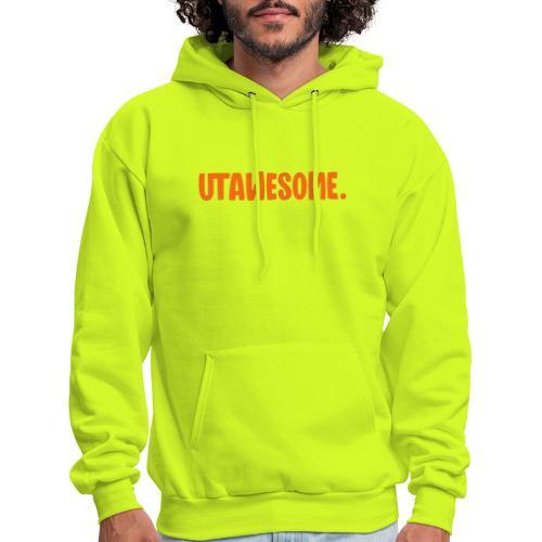 UTAWESOME Logo - Men's Hoodie
