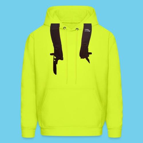 Backpack straps - Men's Hoodie