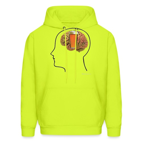 Great Minds Drink Alike - Men's Hoodie