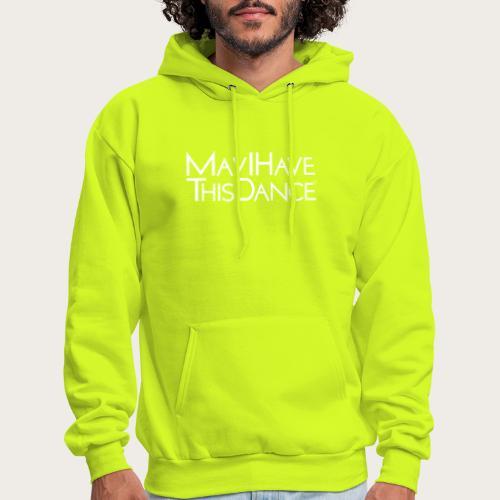 MAYI white logo - Men's Hoodie