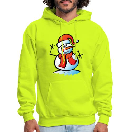 Mad Snowman - Men's Hoodie