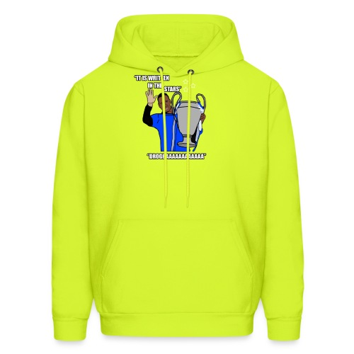 dda shirt cutout png - Men's Hoodie