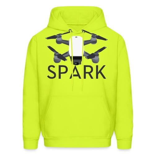 DJI Spark Drone Pilot - Men's Hoodie