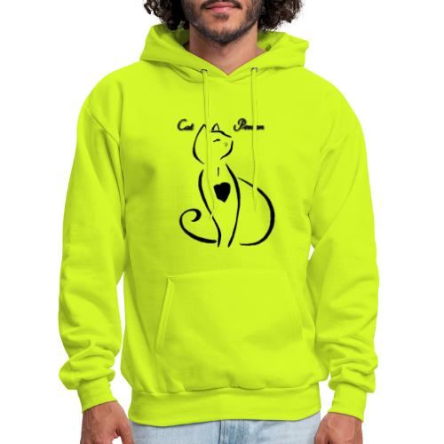 Cat Person - Men's Hoodie