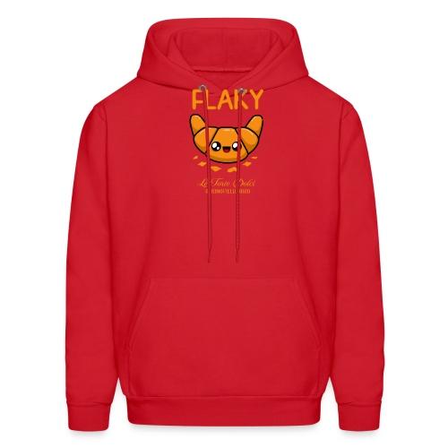 Flaky Croissant - Men's Hoodie
