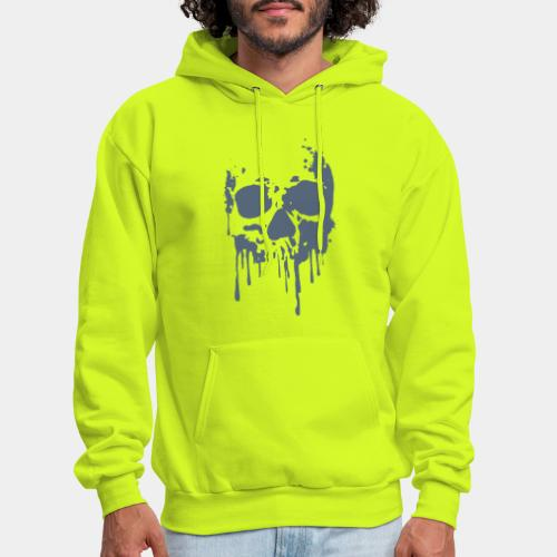 skull blood - Men's Hoodie