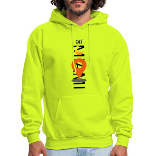 90 DEGREE MIAMI - Men's Hoodie