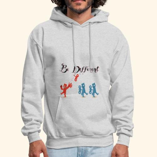 Be Different - Men's Hoodie