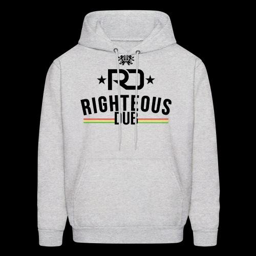 Righteous Dub Logo - Men's Hoodie