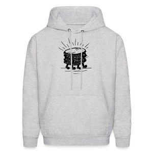 Farmer Foot Drums - Men's Hoodie