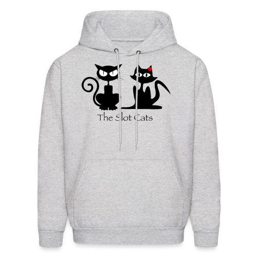 The Slot Cats Logo - Men's Hoodie