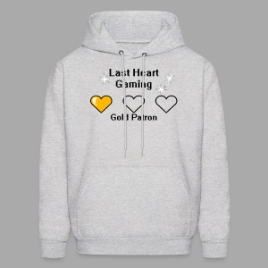 Gold Patron Contribution Design - Men's Hoodie