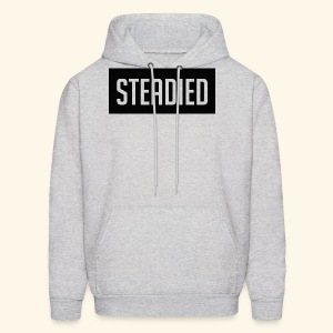 The Steadied Car Official Spread Design - Men's Hoodie