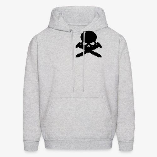 Screwed Apparel Logo - Men's Hoodie