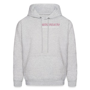 Classically Pink ARTGONEAUTO - Men's Hoodie