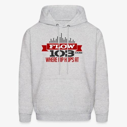 FLOW 103 - Men's Hoodie
