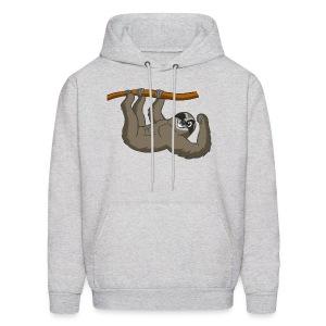 Sloth Six Pack - Men's Hoodie