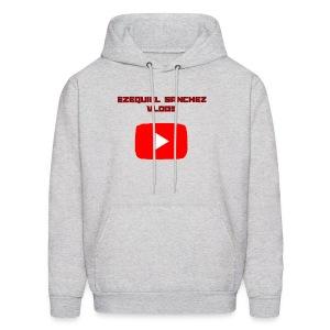 Ezequiel Sanchez Vlogs - Men's Hoodie