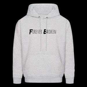 Forever Broken - Men's Hoodie