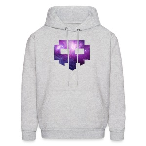 ESG logo Space Colored - Men's Hoodie