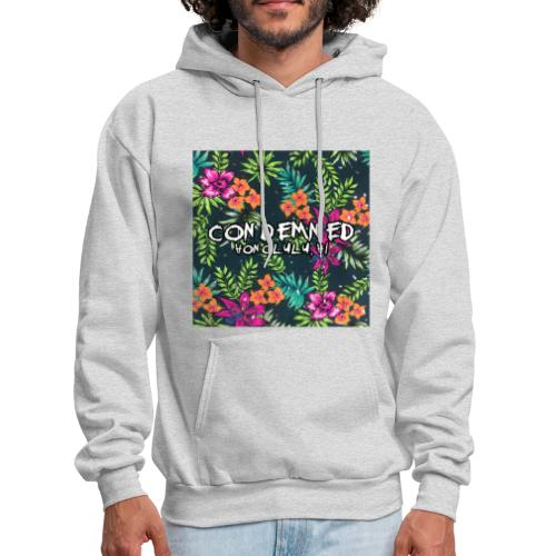 Floral Pattern - Men's Hoodie
