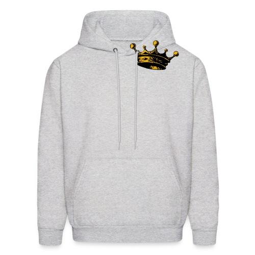 royal crown - Men's Hoodie