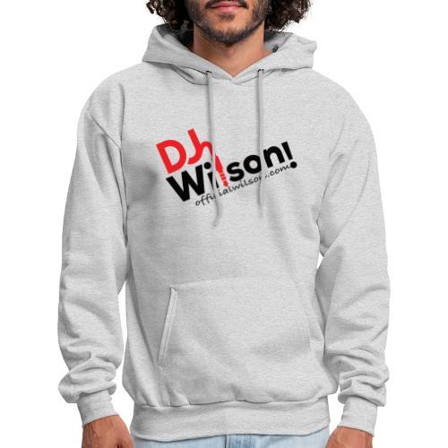 DJ Wilson Logo - Men's Hoodie