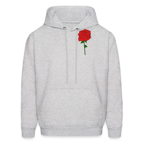 Classic rose - Men's Hoodie