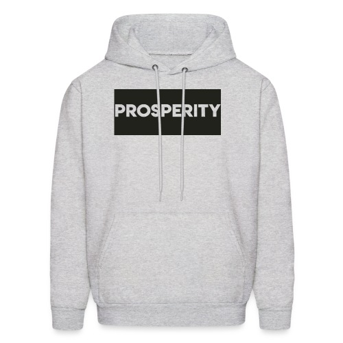 Prosperity shirt logo - Men's Hoodie