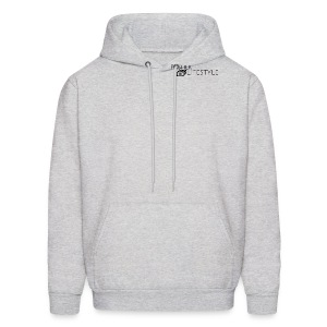 beginning pusher lifestyle - Men's Hoodie
